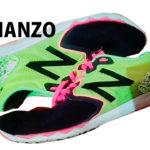 【ニューバランス HANZO】オススメランニングシューズ。詳細、レビュー!